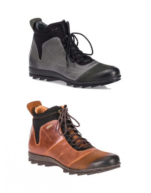 Ботинки CS118 CMOKED / TABA