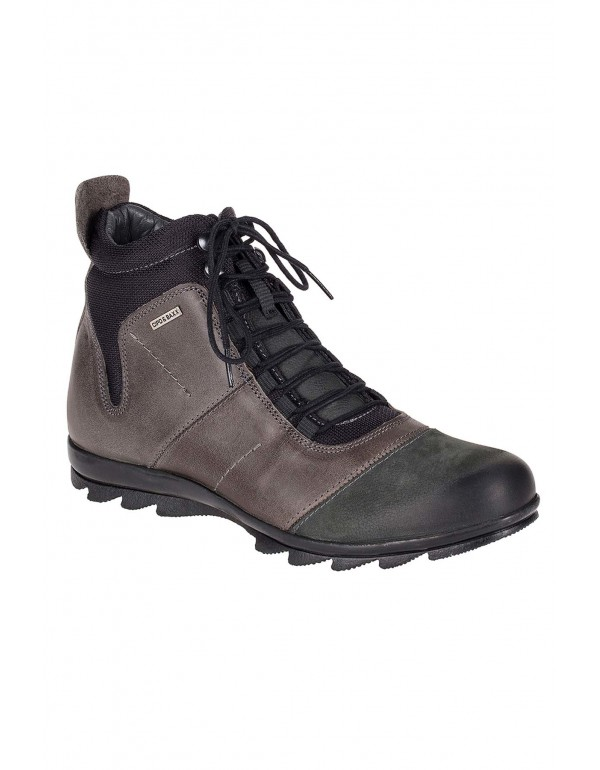 Бртальные мужские кожаные ботинки Cipo & Baxx CS118 CMOKED в наличии