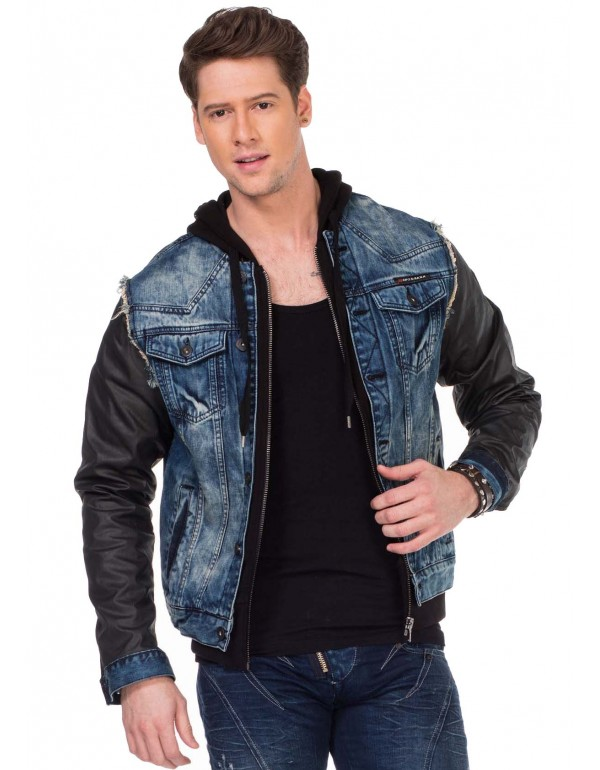 Куртка C1290 BLUE