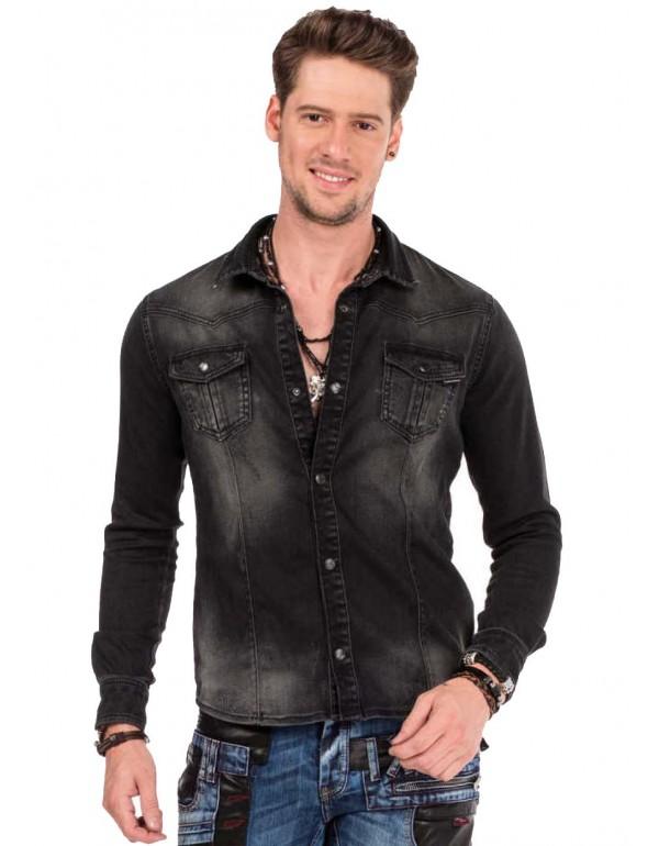 Рубашка CH148 BLACK