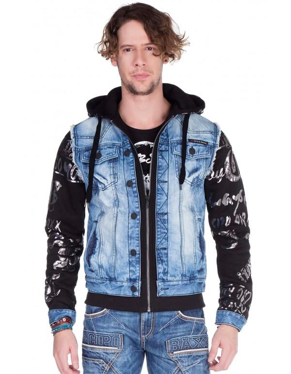 Куртка CJ181 BLUE