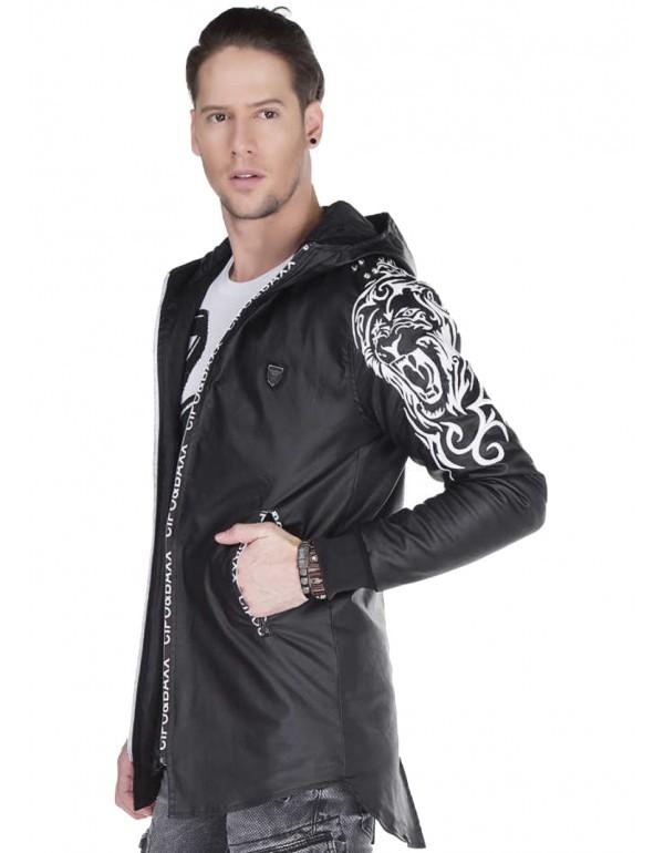 Куртка Cipo & Baxx CJ187 BLACK купить с наличием в Москве