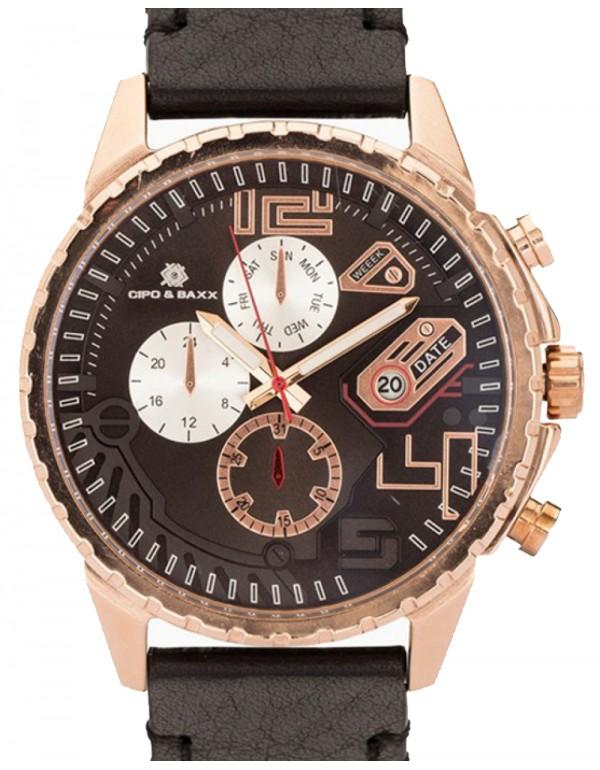 Часы CZ103 BLACK GOLD
