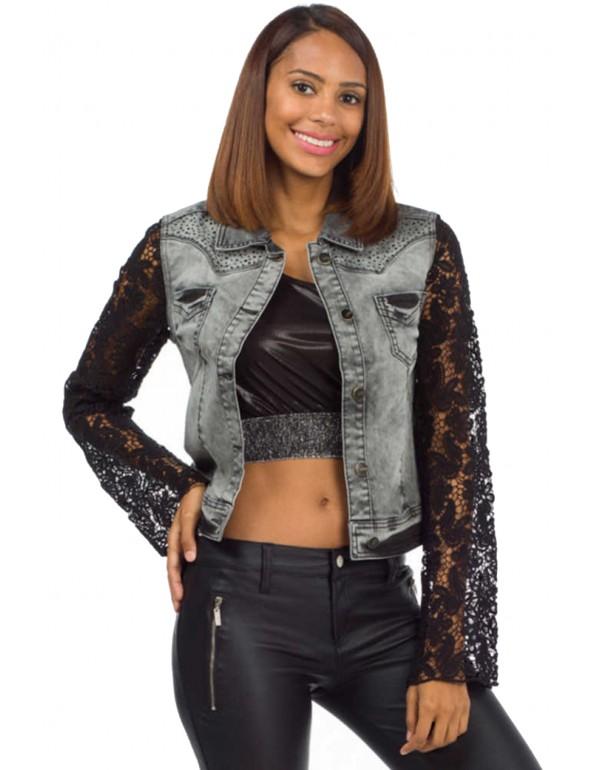 Дизайнерская брендовая джинсовая куртка Cipo & Baxx WJ103 STANDARD