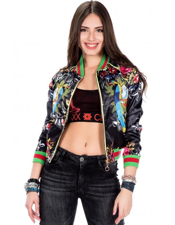 Куртка WJ138 BLACK