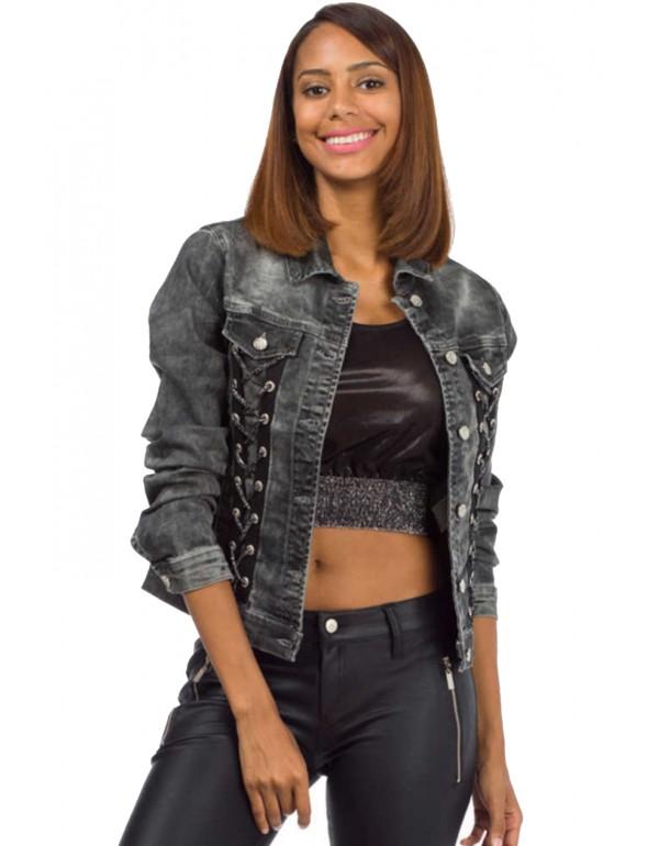 Куртка WJ142 BLACK